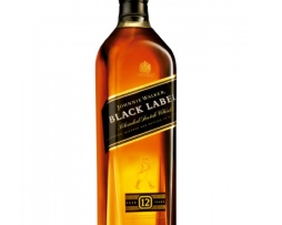 Johnnie Walker Black Label 1000ml leiola tonga