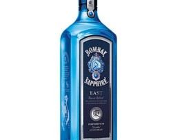 bombay sapphire east gin tong