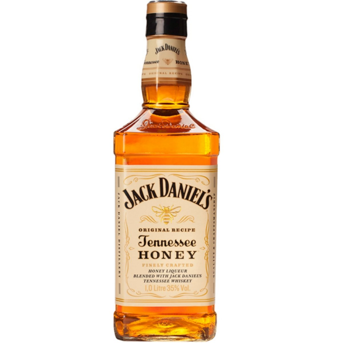 It's just a picture of Clean Jack Daniels Honey Label